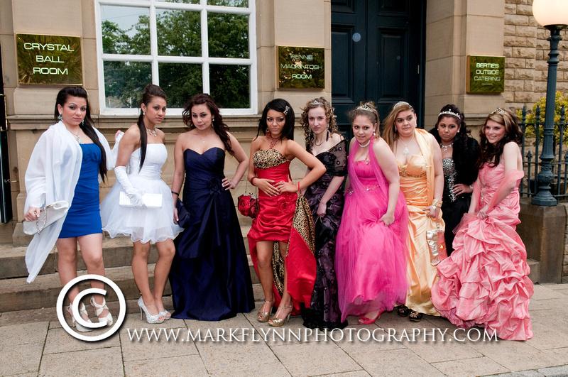 Mark Flynn Photography   Sowerby Bridge High School Prom